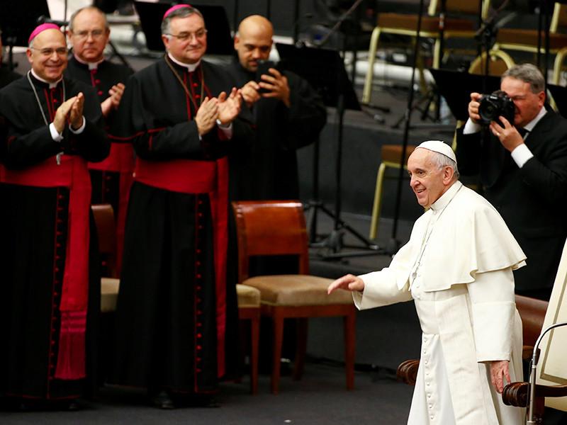 Папа Римский отшутился от преждевременных поздравлений с грядущим 80-летием