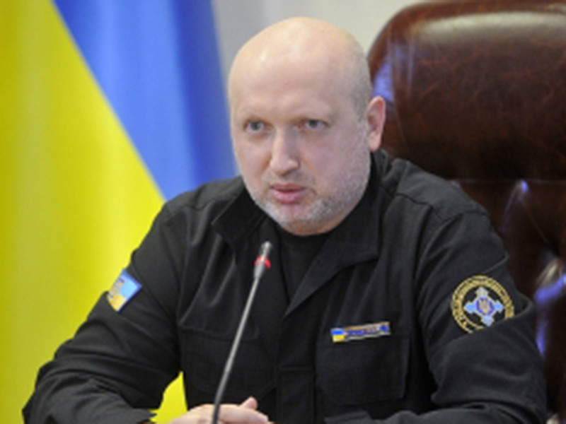 Секретарь Совета национальной безопасности и обороны Украины Александр Турчинов призвал перенести празднование Рождества Христова