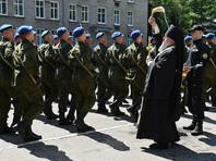 Россияне больше всего одобряют деятельность армии и Церкви