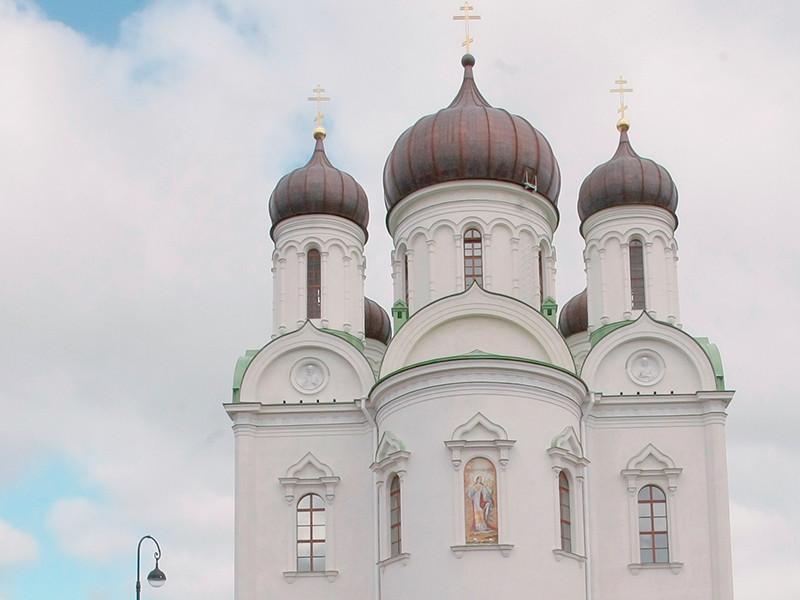 Власти Петербурга передают РПЦ еще один храм - собор Святой Екатерины в Пушкине
