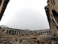 Фонд Кадырова собрался восстановить средневековую мечеть в Алеппо, разрушенную в 2013 году