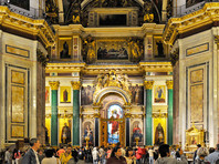 В РПЦ рассчитывают, что Исаакиевский собор будет приносить доход не меньше прежнего