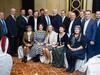 Российский еврейский конгресс дал прием в честь евангельских христиан в Неделю памяти жертв Холокоста