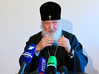 Патриарх Кирилл назвал передачу Исаакиевского собора РПЦ символом примирения народа