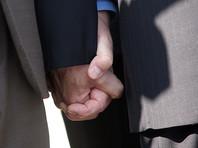 В Норвегии впервые обвенчалась однополая пара