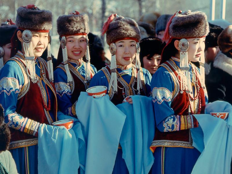 У российских буддистов начался Сагаалган - месяц празднования Нового года