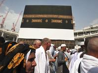 Неизвестный попытался сжечь себя возле священной для мусульман Каабы (ВИДЕО)