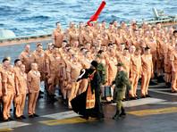 """Священник объяснил, как попал на борт """"Адмирала Кузнецова"""": """"Партия сказала: """"Надо!"""" - комсомол ответил: """"Есть!"""""""