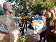 В РПЦ не захотели комментировать заявление Поклонской о внезапно замироточившем бюсте Николая II