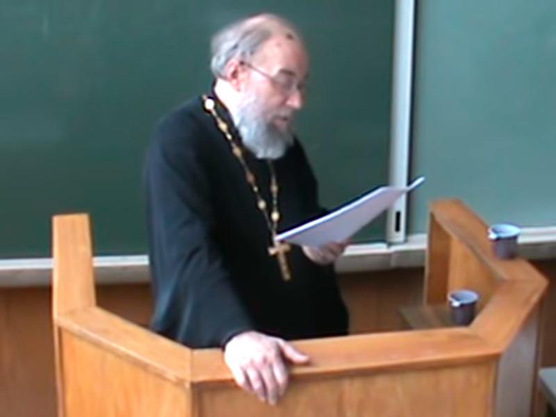 Протоиерей Павел Хондзинский