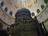 Завершена первая за 200 лет реставрация часовни над Гробом Господним в Иерусалиме