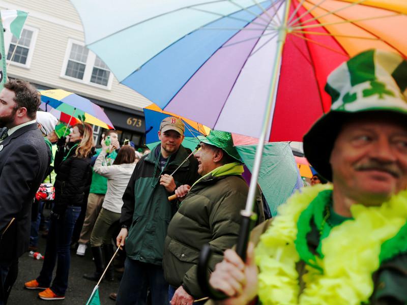 День святого Патрика является государственным праздником в Ирландии, Северной Ирландии, на острове Монтсеррат и в канадской провинции Ньюфаундленд и Лабрадор