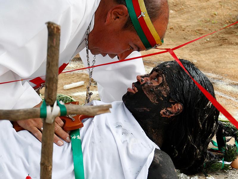 Папа Римский посоветовал священникам чаще прибегать к услугам экзорцистов