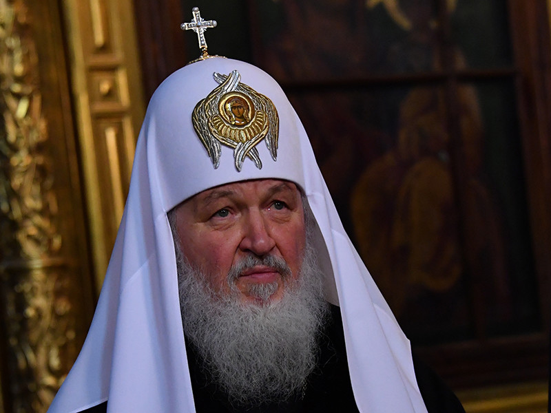 """Патриарх Кирилл ответил адвокату """"ловца покемонов"""" Соколовского"""
