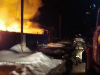 В Томской области сгорел старейший в России деревянный костел