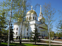 В екатеринбургском монастыре снесли Успенскую церковь, в которой молился Александр I