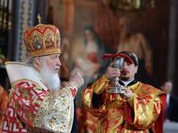 Патриарх Кирилл освятит куличи для российских военных в Сирии