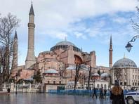 """Милонов """"поставил"""" православный крест на Айя-Софию в Стамбуле и заявил, что """"мусульмане не обидятся"""""""