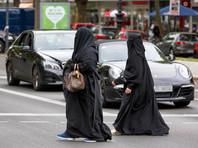 Немецкий парламент запретил носить паранджу судьям, военным и госслужащим