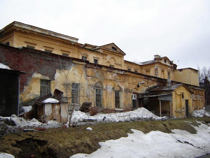 В Екатеринбургской епархии опровергли информацию о сносе Успенской церкви XVIII века Ново-Тихвинского монастыря