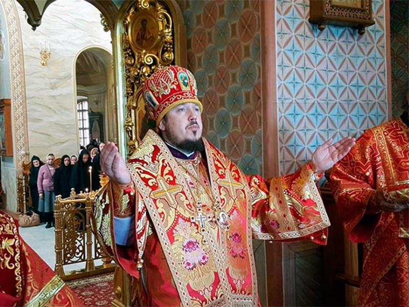 Епископ Ливенский и Малоархангельский Нектарий