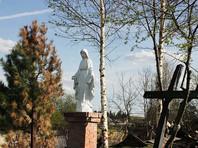 Дочери расстрелянных в Сибири поляков помолились об убитых сородичах