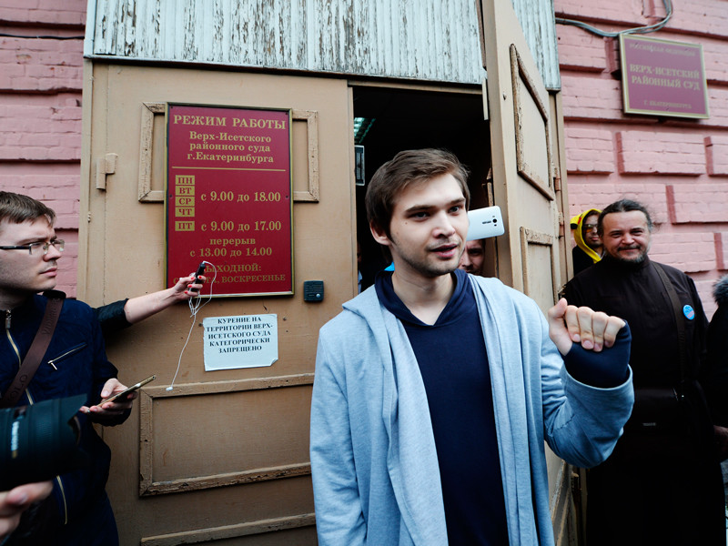 Руслан Соколовский, 11 мая 2017 года