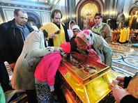 Мощам Николая Чудотворца в Москве поклонились уже четверть миллиона человек