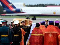 Спецрейс РПЦ с мощами Николая Чудотворца прибыл из Италии в Москву
