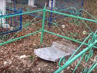 Психически нездоровый селянин дважды устроил погром на мусульманском кладбище в Татарстане