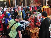 Мощам Николая Чудотворца в ХХС поклонился миллион паломников