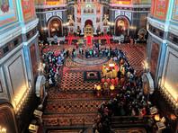 Последний день поклонения мощам Николая Чудотворца в Москве не вызвал ажиотажа