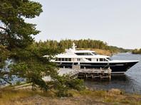 Бывшая президентская яхта на Валааме оказалась старым подарком РПЦ и не от Путина