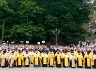 Украинские власти проигнорировали торжества в честь Дня крещения Руси в Киеве