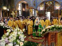 Патриарх Кирилл освятил храм в честь небесной покровительницы Москвы