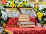 В Омск доставят мощи 54 святых новомучеников и исповедников, погибших за веру при советской власти