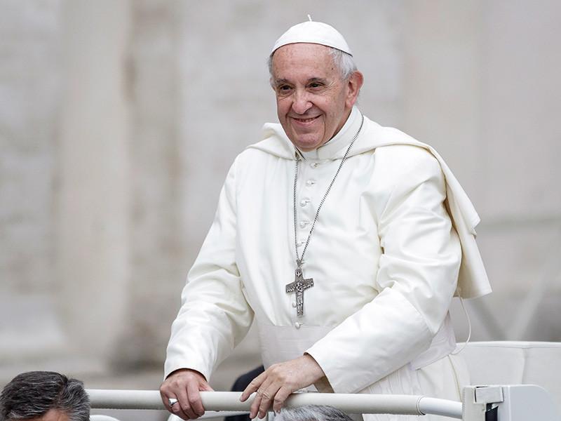 В Ватикане говорят о возможном визите Папы Франциска в Россию