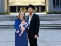 Сын Берла Лазара уехал в Крым и обещает жить там, пока не придет Мессия