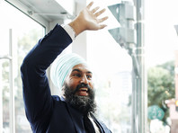 В Канаде сикх возглавил федеральную партию - первым из представителей религиозных меньшинств