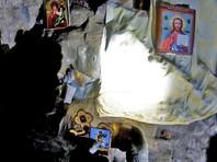 """В уральской пещере обнаружили """"подпольный"""" храм (ФОТО, ВИДЕО)"""