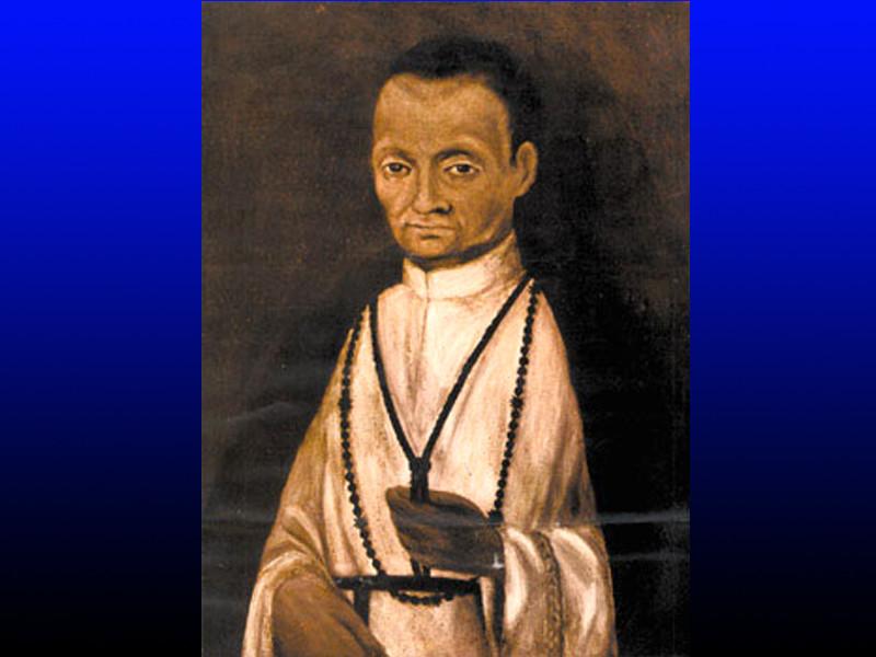 Мартин де Поррес жил в Перу с  1579-го по 1639 год и был канонизирован Папой Иоанном XXIII в 1962 году