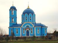 """На Украине провели """"крестный облет"""": икона на дроне пронеслась над селом, где людей грабят и бьют"""