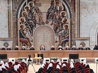 """В РПЦ сказали не ждать от Архиерейского собора решения вопроса по """"екатеринбургским останкам"""""""