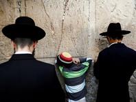 Тысячи израильтян пришли к Стене Плача, чтобы помолиться о дожде по предложению министра сельского хозяйства