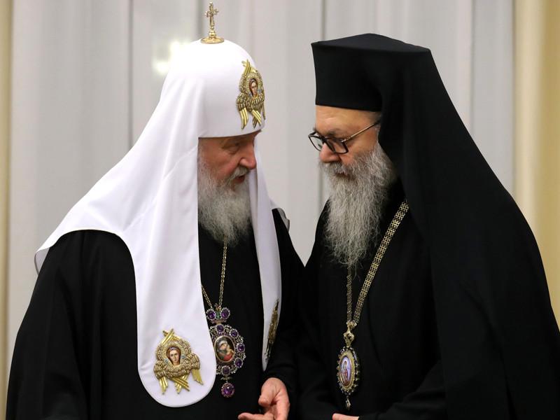 Русская православная церковь продолжит оказывать помощь Сирии, заявил патриарх