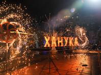 Главный раввин России призвал сделать акцент на позитиве в честь Хануки