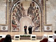 Путин на Архиерейском соборе заявил, что ждет от РПЦ сотрудничества с властью