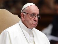 Папа Римский призвал Трампа отказаться от переноса посольства США из Тель-Авива в Иерусалим