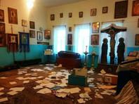 В Одесской области вандалы ограбили и осквернили храмы Украинской православной церкви (ВИДЕО)