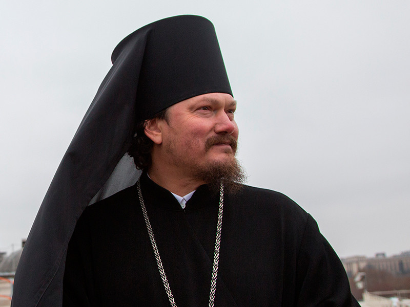 Соглашение об аренде православной общиной Лиссабона католического храма  Sao Domingos было подписано епископом Корсунским Нестором